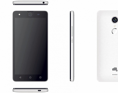 Micromax launches Q349 phone