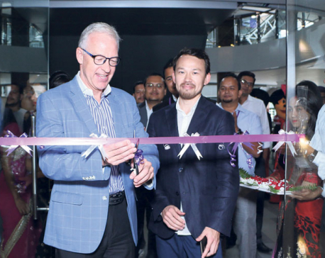 Ncell Shops open in LABIM Mall, Balaju