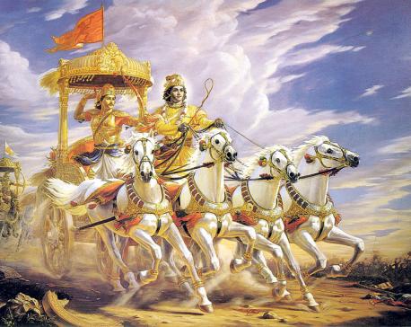 Career advices from the Bhagvad Gita