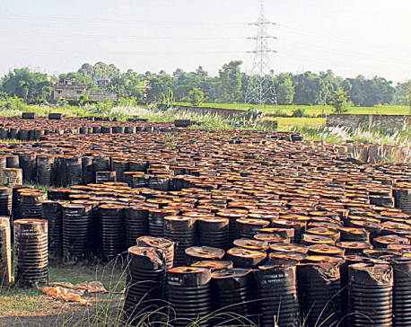 No mechanism to test quality of bitumen