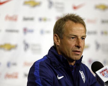 Klinsmann insists he was not jockeying for Bradley's job
