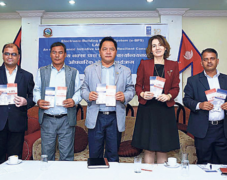 Electronic building permit system launched