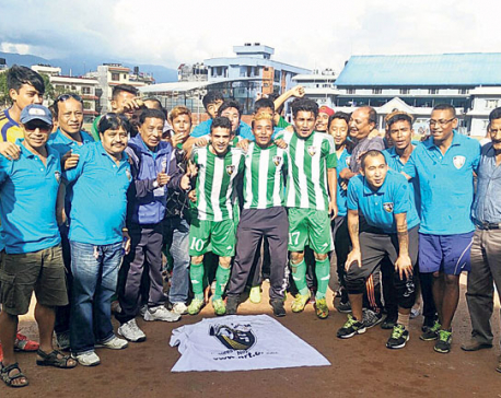 Chyasal wins B Division title, NRT back to top flight