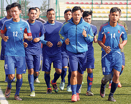 Closed camp for Solidarity Cup begins