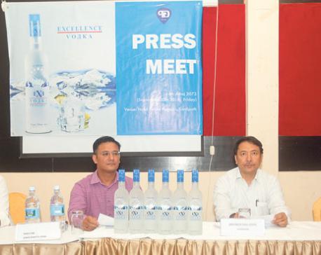 Excellence Vodka in market