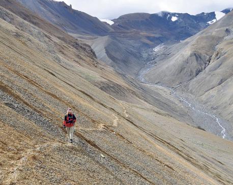 Roads stealing charm of trekking in Annapurna region