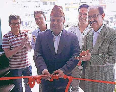 Vibor Society shifts Narayanghat branch