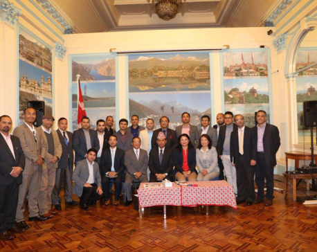 I will bridge gap between Nepali Diaspora and the UK: Envoy Subedi