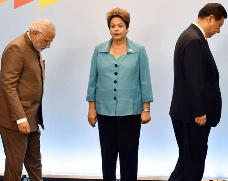 Building up BRICS