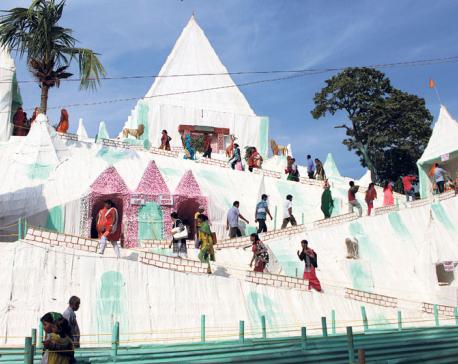 Special arrangement for Dashain in Janakpurdham