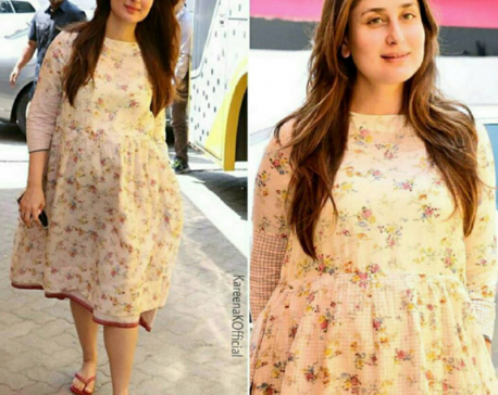 Mom-to-be Kareena Kapoor Khan turns down six maternity brand endorsements