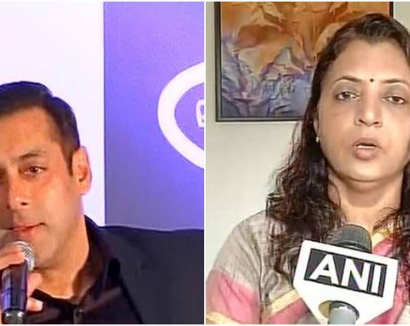 """If Salman Khan loves Pakistani artists, he should migrate there"""