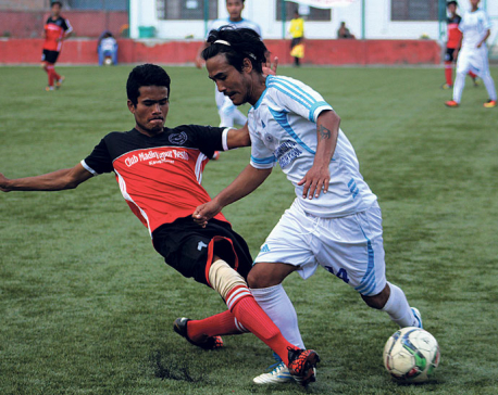 Mahabir relegated from B division