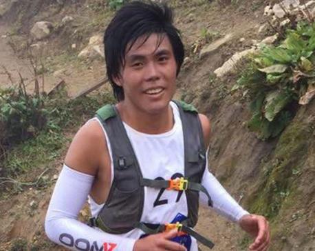 Alpine porter wins Everest ultra marathon