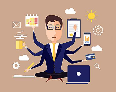 Multitasking is killing your brain