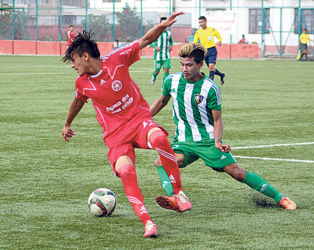 NRT thumps Tushal, to vie with Satdobato for promotion