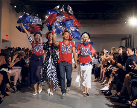 Prabal Gurung-designed tees are hit among Clinton supporters