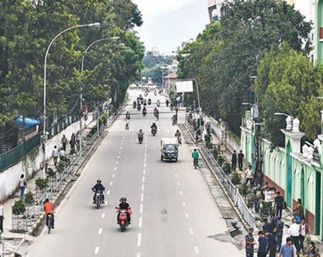 Kathmandu wears deserted look after people leave for Dashain celebration