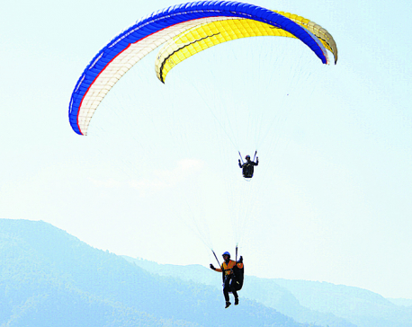 'Unruly paragliders giving us a bad name'