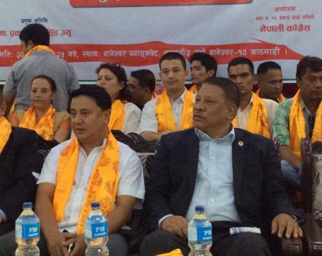 Consensus should not end up in new govt: Prakash Man Singh