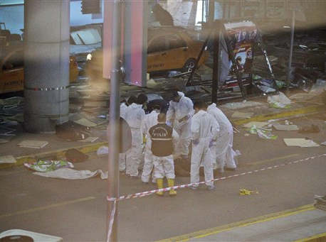 Istanbul Explosion : 36 dead, 147 injured