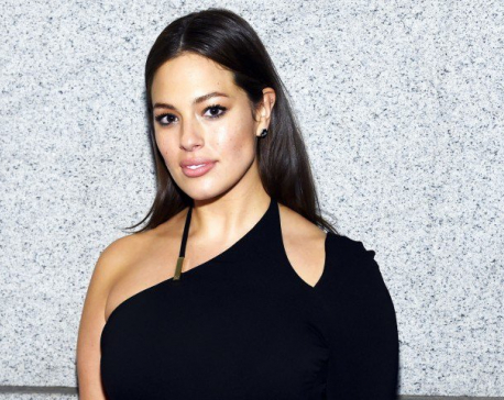 Learn to love yourself: Ashley Graham advice to young women