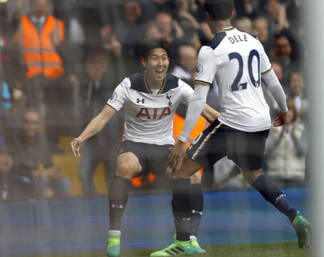 Spurs uses improved mentality to chase Chelsea for PL title
