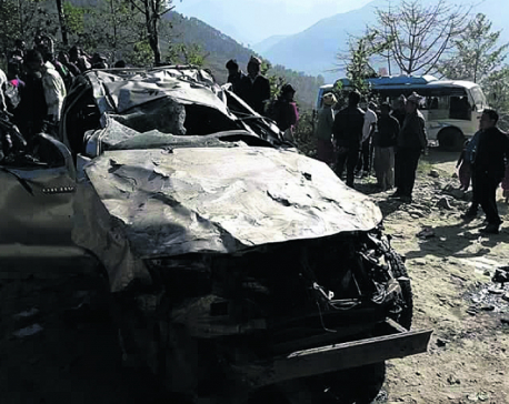 APF constable killed in accident