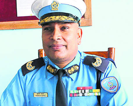 Govt chooses Aryal as new IGP