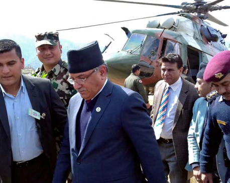 Govt exempts NA chopper users from paying fare arrears