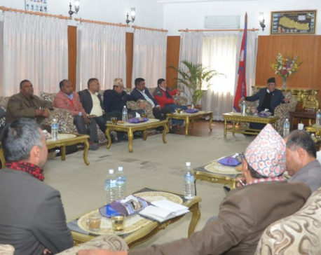 UDMF positive about  new constitution amendment proposal
