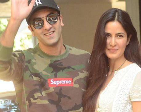 Ranbir Kapoor meets Katrina Kaif 'secretly'