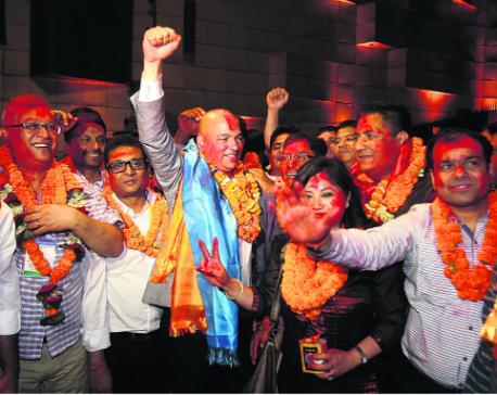 Shekhar Golchha elected senior vice-president
