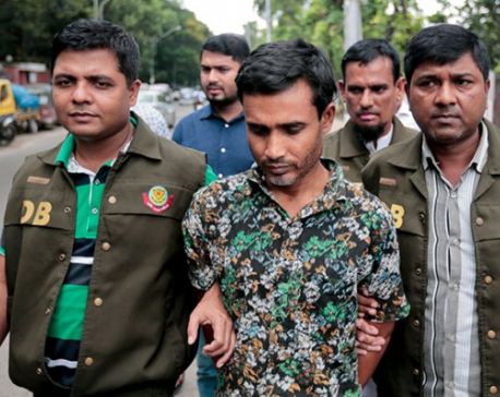 Bangladesh detains 1,600 suspected radicals to end attacks