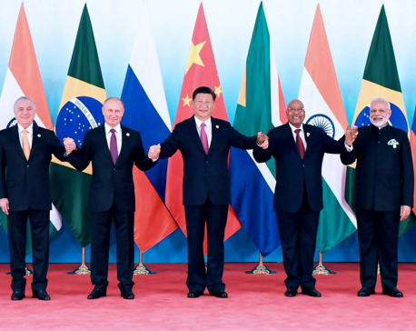 China to provide US$80m for BRICS and other countries