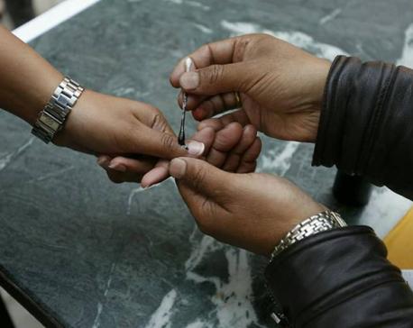 FSU polls underway at few campuses