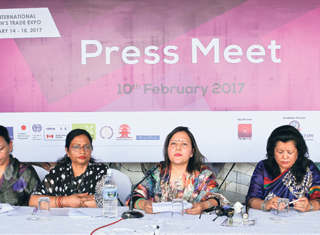2nd International Women's Trade Expo from Tuesday
