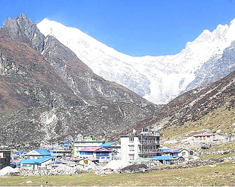 Langtang coming back to life
