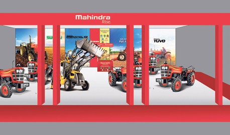 Mahindra showcases farming solutions at Nepal AgriTech