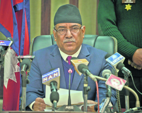 Election a chance for Madhes to express grievances: PM