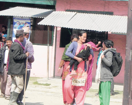 Baitadi PHC without doc for over 7 yrs