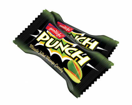Punch Candy launched