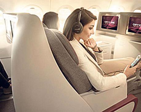 Qatar Airways gets award for on-board entertainment