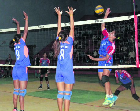 APF, Railway India to vie for title