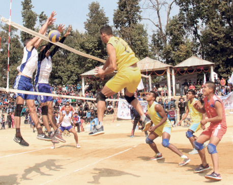 Army, Police to vie in title decider