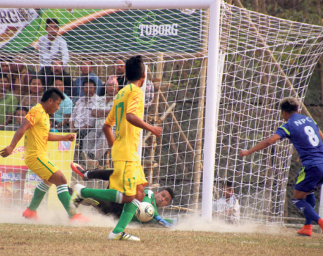 Police into Budhasubba Gold Cup quarters