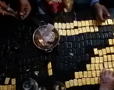 CIB files charge-sheet against 33 for smuggling of 33 kg gold