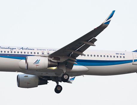 Kathmandu-Kuala Lumpur direct flight takes off