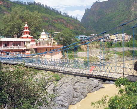 18 years on, motorable bridge in Jhulaghat still a  distant dream