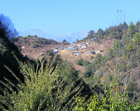 Dejumdanda camp quake victims yearn for permanent relocation
